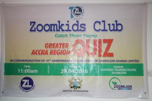 10th Anniversary Environmental Quiz